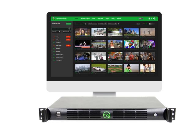 TVU Grid IP调度分发系统